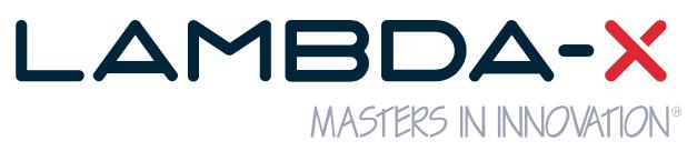 Logo Lambda-X