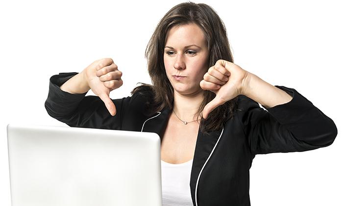 3 erreurs à ne pas commettre sur un e-commerce